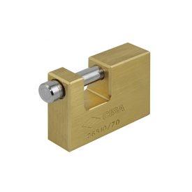Solid Monoblock Heavy Duty Padlock 2-3/4″ (70mm)