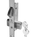 Hook Mortise Keyed Door Lock 16 mm or 3/4 (with Double Oval Cylinder)