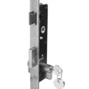 Reversible Latch (Left or Right Handed) with Square Lever/Knob Entrance Mortise Door Lock 1″ (25 mm)