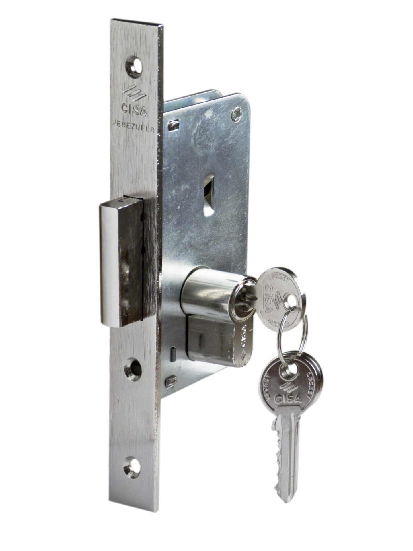 Mortise Door Lock 1″ or 25 mm with 1 Key Turn