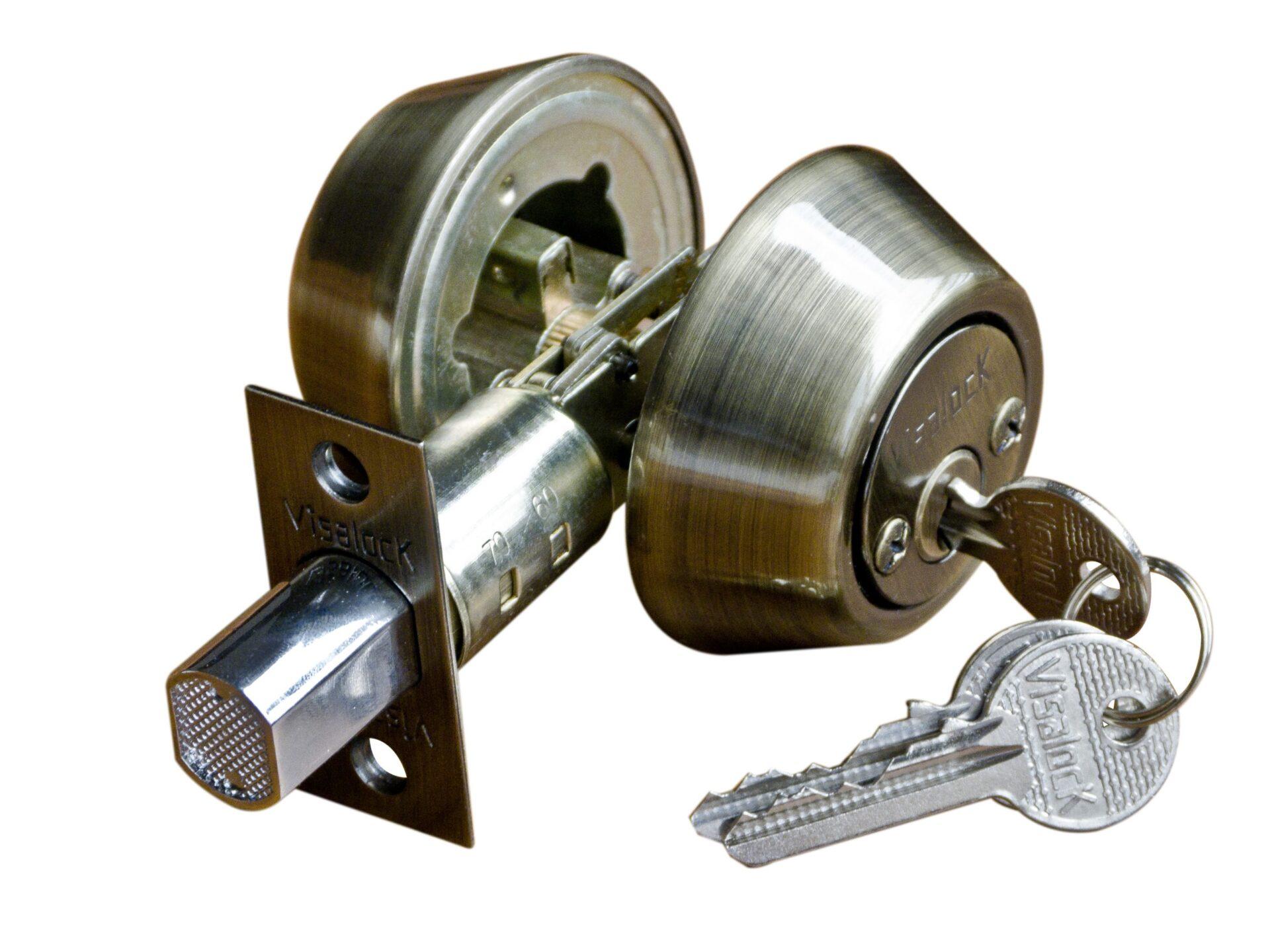 Single Cylinder Deadbolt Door Lock 609