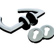 Stainless Steel Lever 2554 for Mortise Door Lock