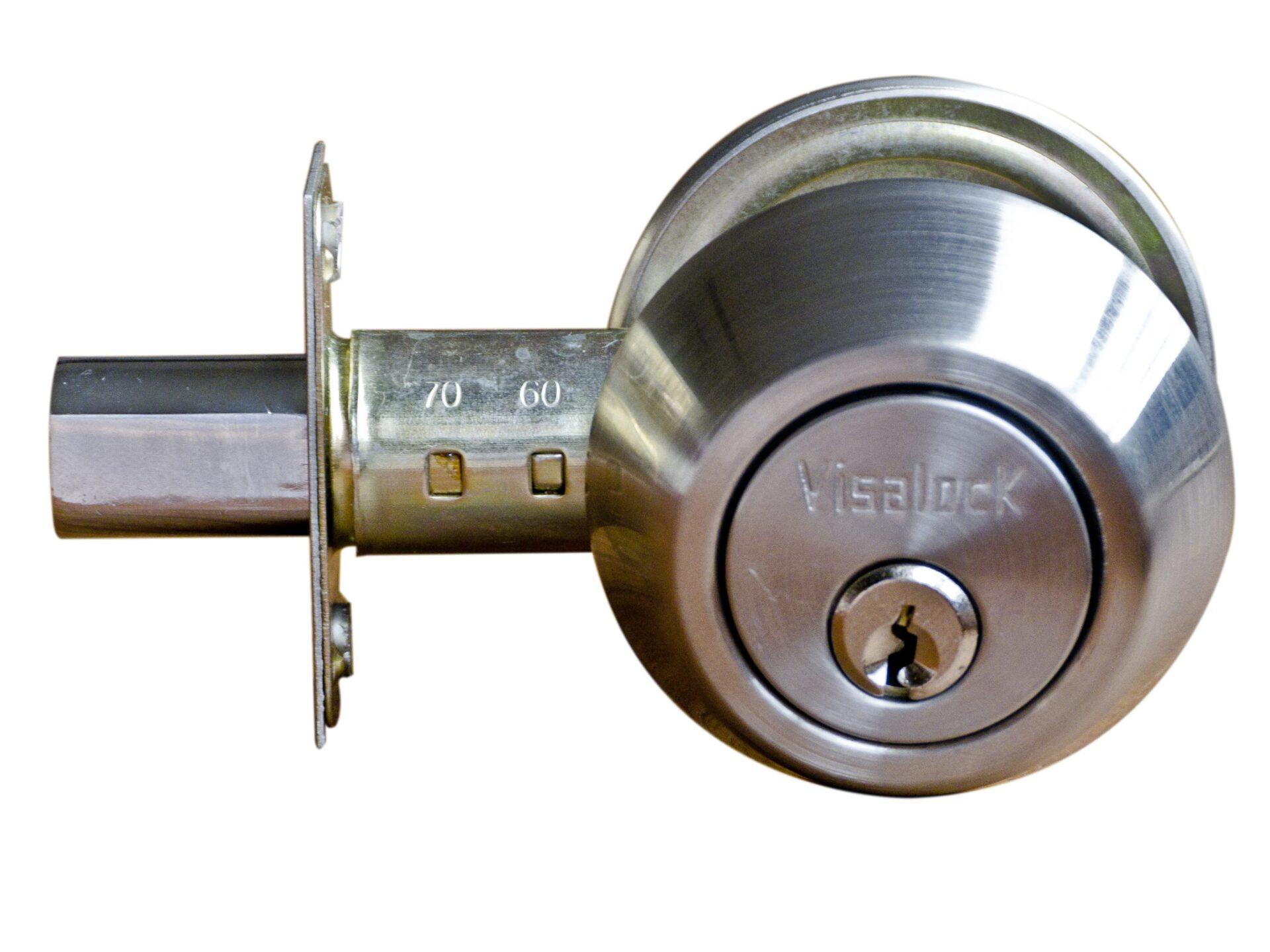 Single Cylinder Deadbolt Door Lock 626
