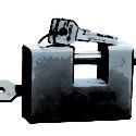 Rectangular Armored Padlock (100 mm)